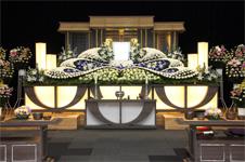 JAホール岩瀬 祭壇例
