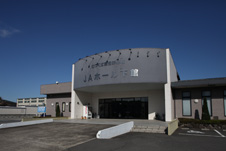 JAホール下館 外観1